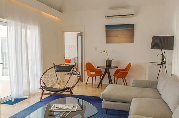 Delux Villa at Trident Hotel